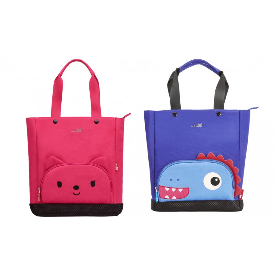 Bark Tote Red