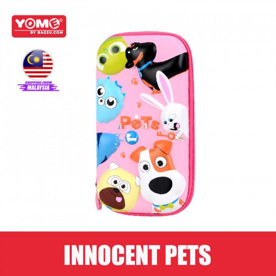 Innocent Pets Pencil Case