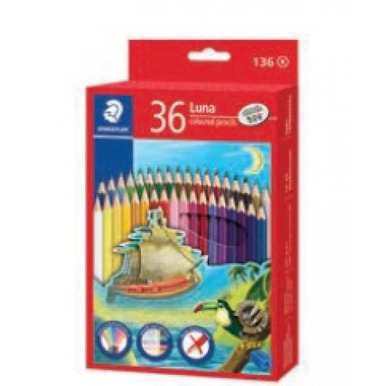 Coloured Pencil Luna 36pcs