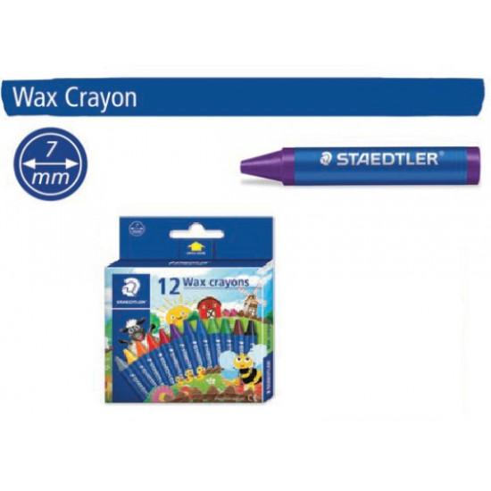 Wax Crayon Noris Club 12pcs