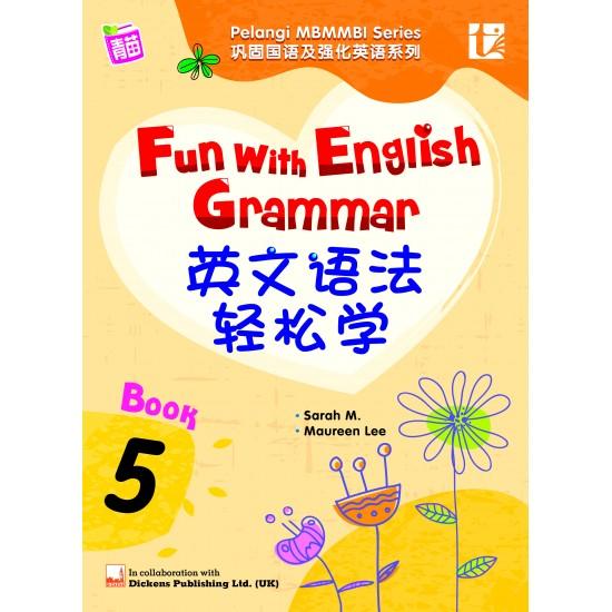 Fun with English Grammar 2020 Book 5