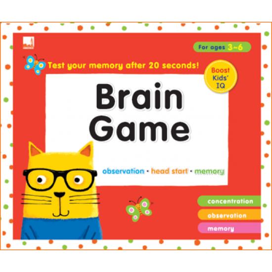 Brain Game- Observation, Headstart, Memory
