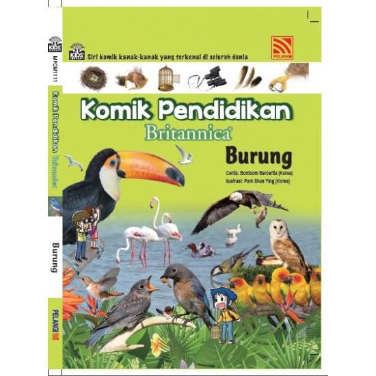 Komik Pendidikan Britannica : Burung
