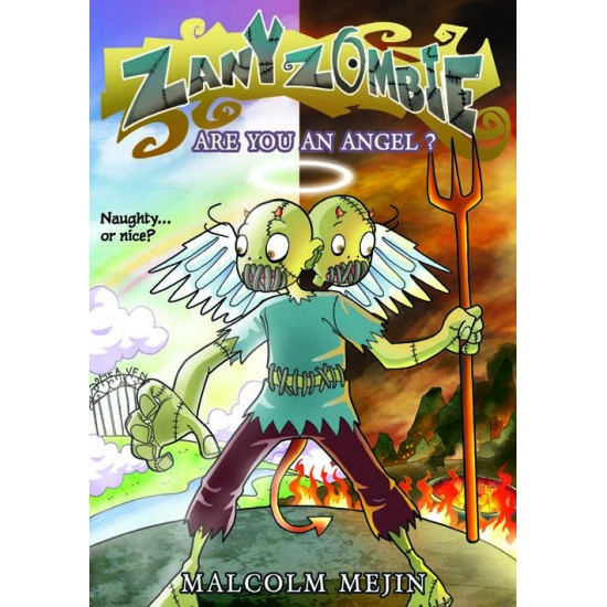 Are You An Angel? (e-Book)