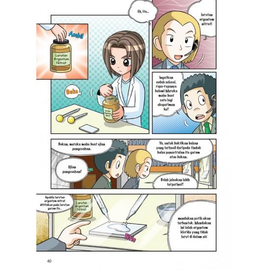 Komik Pendidikan Sains: Raja Eksperimen