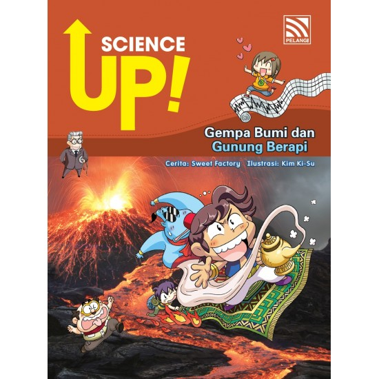 Science Up! Gempa Bumi Dan Gunung Berapi