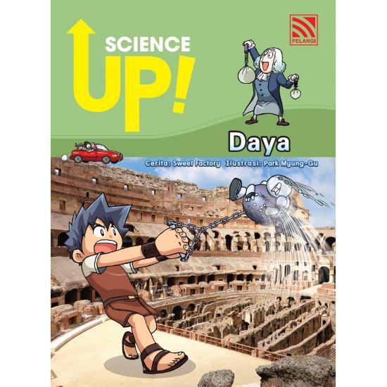 Komik Pendidikan Sains: Science Up!