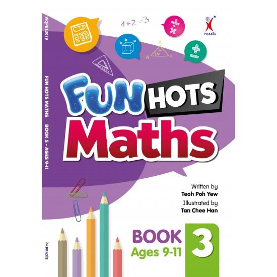 Fun HOT Maths Book 3
