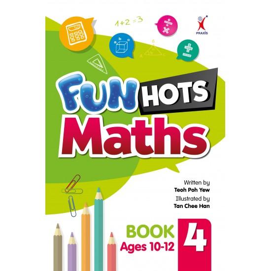 Fun HOT Maths Book 4