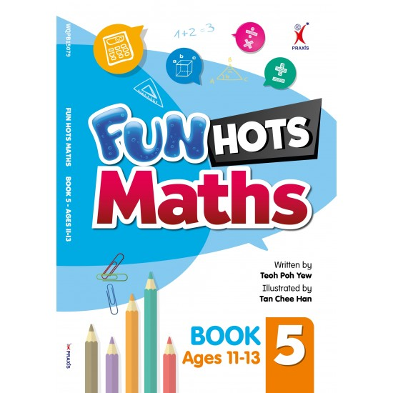 Fun HOT Maths Book 5