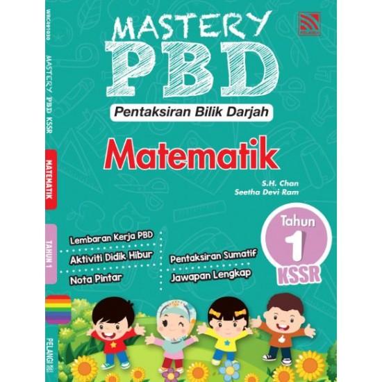Mastery PBD Matematik Tahun 1