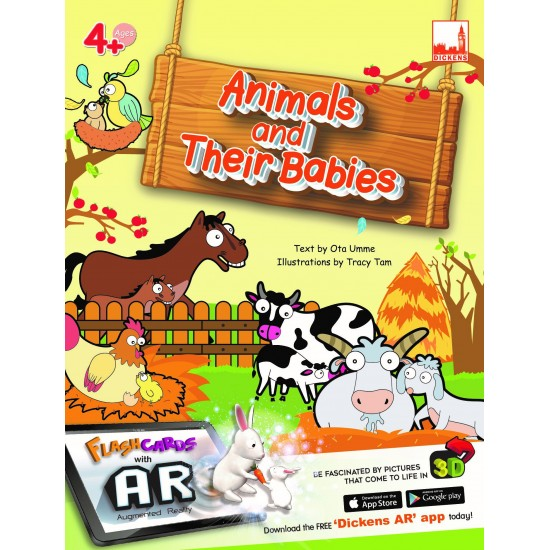 Flashcards - Animals and Their Babies