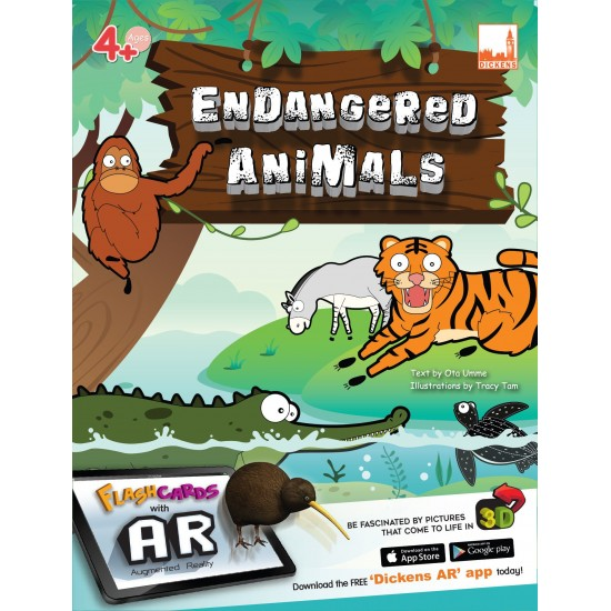 Flashcards - Endangered Animals