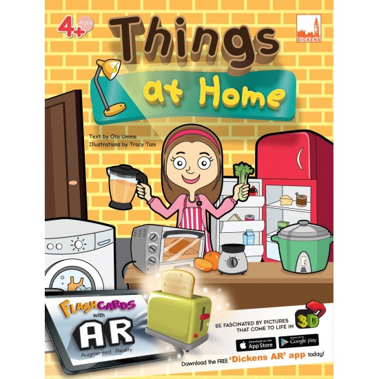 Flashcards - Things at Home