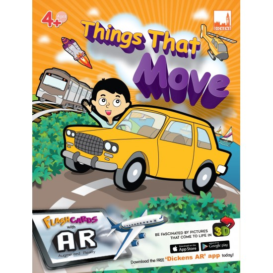Flashcards - Things That Move