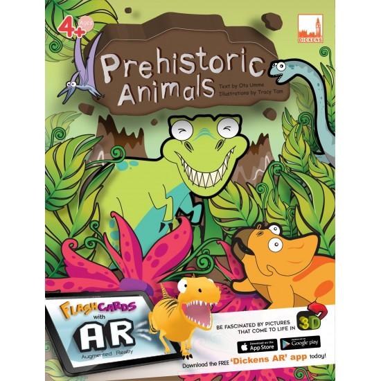 Flashcards - Prehistoric Animals