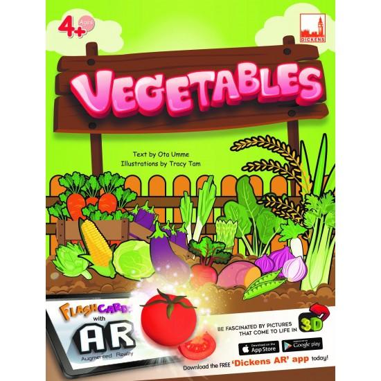 Flashcards - Vegetables