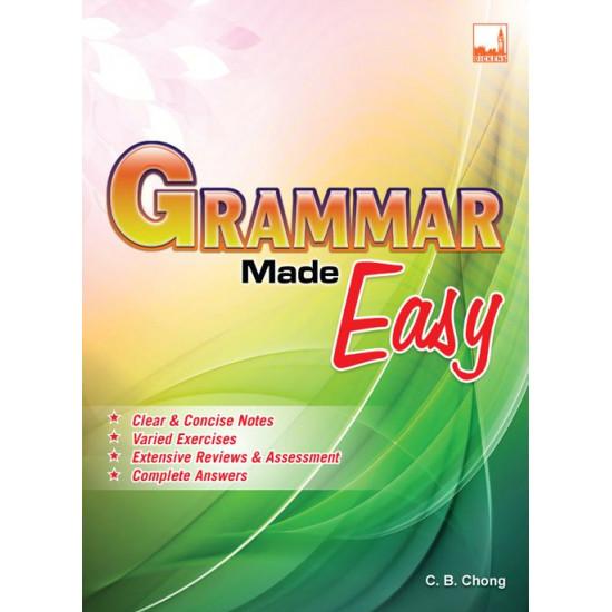 Grammar Made Easy (e-Book)