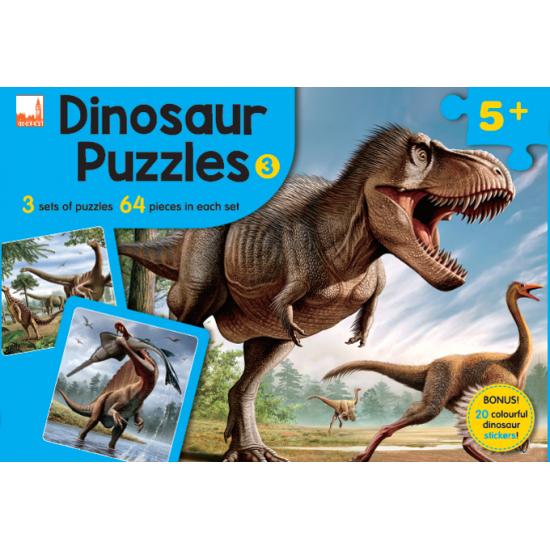 Dinosaur Puzzles - Puzzle 3