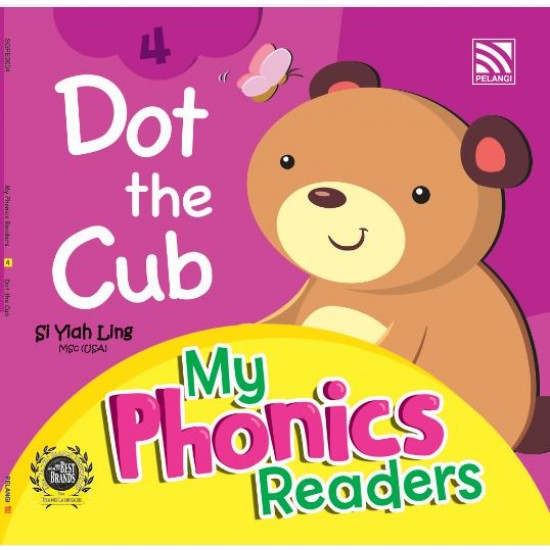 My Phonics Readers - Dot The Cub
