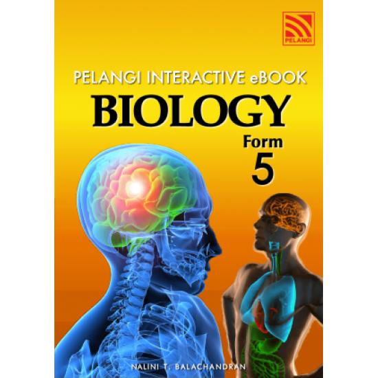 Pelangi Interactive eBook Biology Form 5 (e-Book)