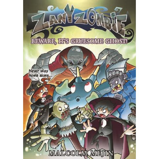 Beware, It's Gruesome Ghost! (e-Book)