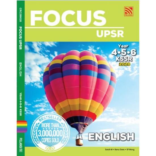 Focus UPSR 2020 English