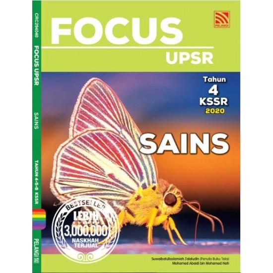 FOCUS KSSR UPSR 2020 SAINS THN 4