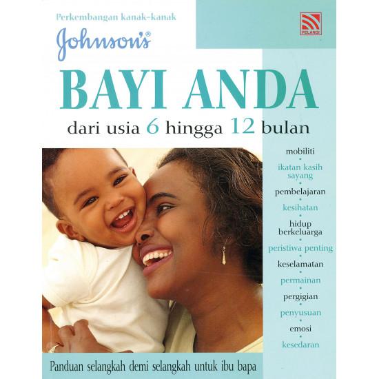 Bayi Anda dari usia 6 bulan hingga 12 bulan