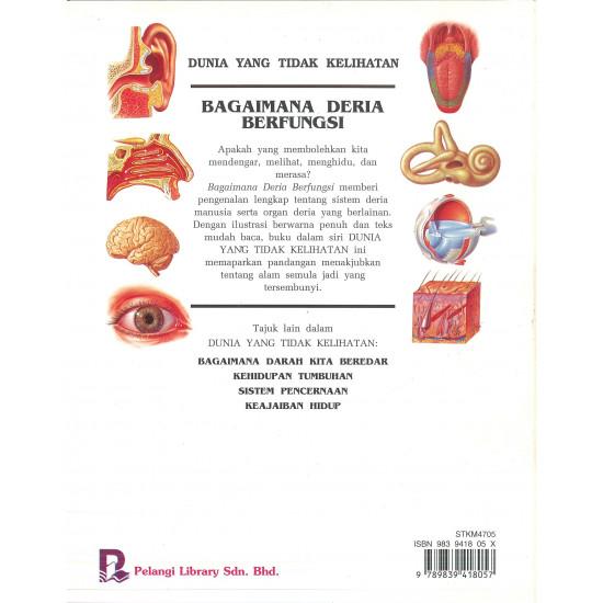 Buku AM- Bagaimana Deria Berfungsi (BM/BI)