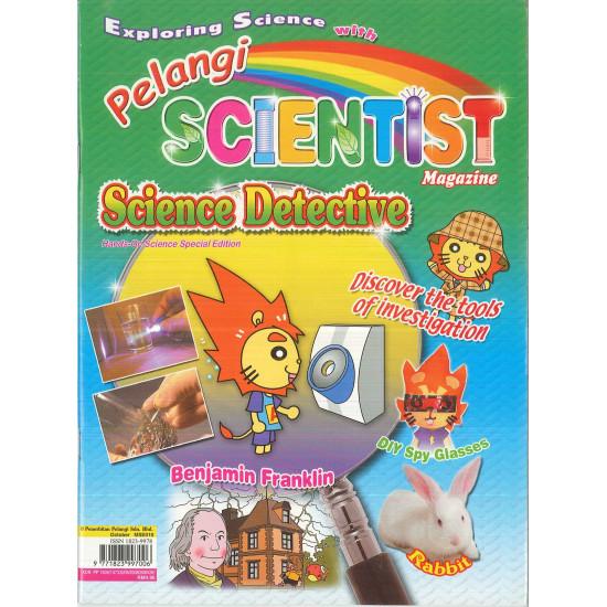 Pelangi Scientist Magazine English Set (10 in 1)