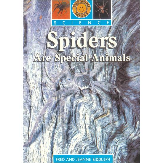 Spiders Are Special Animals (E/E)