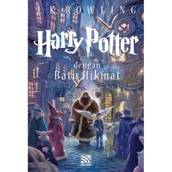 Siri Novel Harry Potter