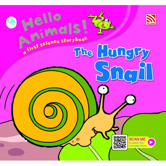 Hello Animals with Animation - The Hungry Snail