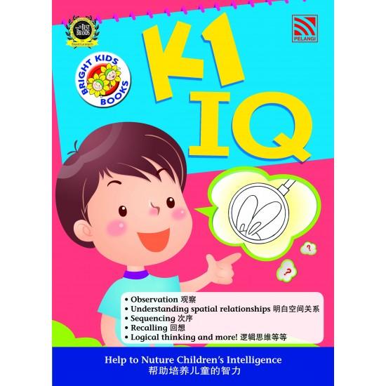 BRIGHT KIDS BKS - K1 IQ (BI-BC)