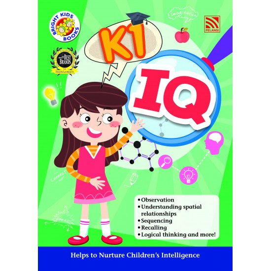Bright Kids - K1 IQ