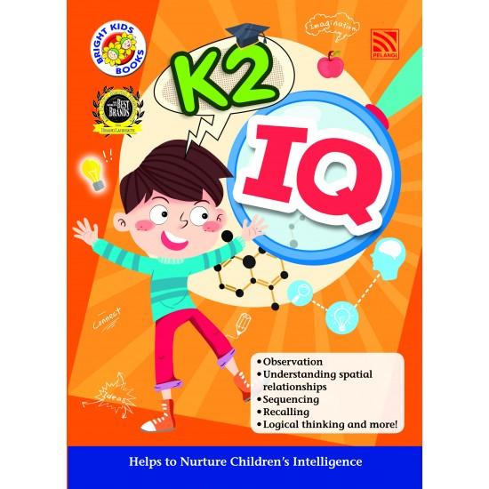 Bright Kids Books- K2 IQ