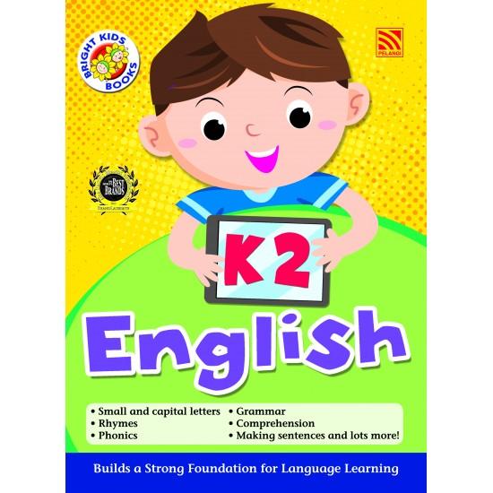 BRIGHT KIDS - K2 ENGLISH