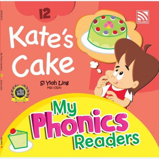 My Phonics Readers - Kate's Cake