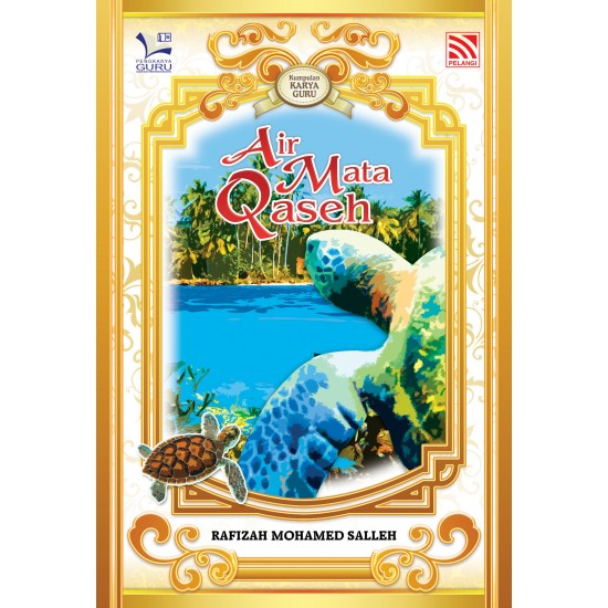 Air Mata Qaseh (e-Book)