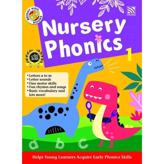 Bright Kids Books- Nursery Phonics 1