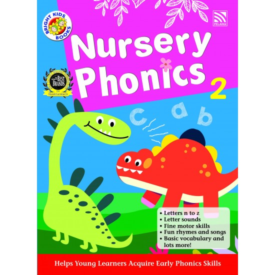 Bright Kids - Nursery Phonics 2