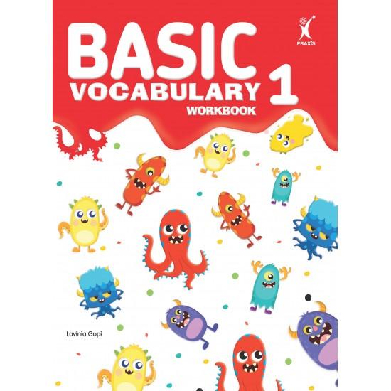 Basic Vocabulary Workbook Primary 1