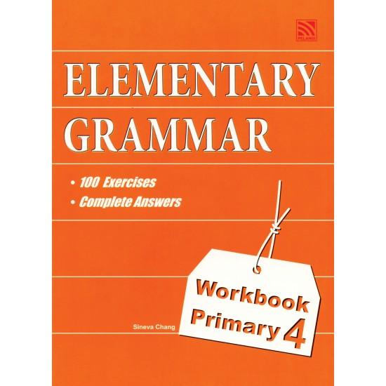 Elementary Grammar Workbooks Primary 4