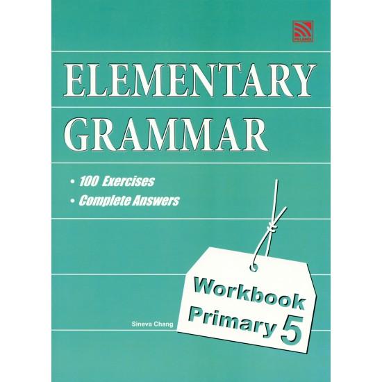 Elementary Grammar Workbooks Primary 5