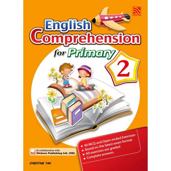English Comprehension Primary 2