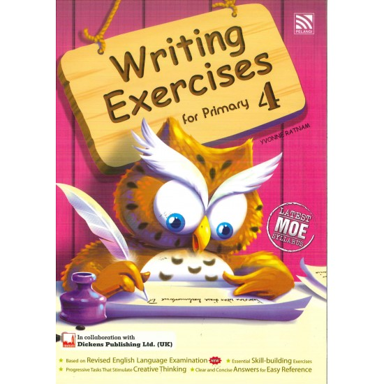 English Writing Exercises Primary 4