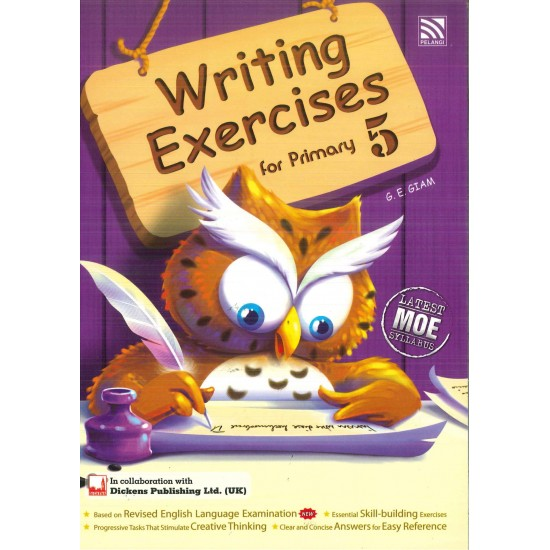 English Writing Exercises Primary 5