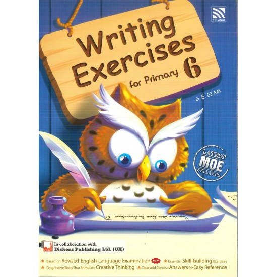 English Writing Exercises Primary 6