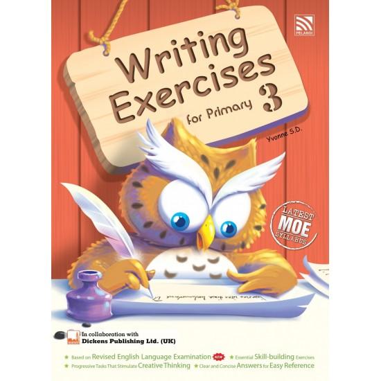 English Writing Exercises Primary 3